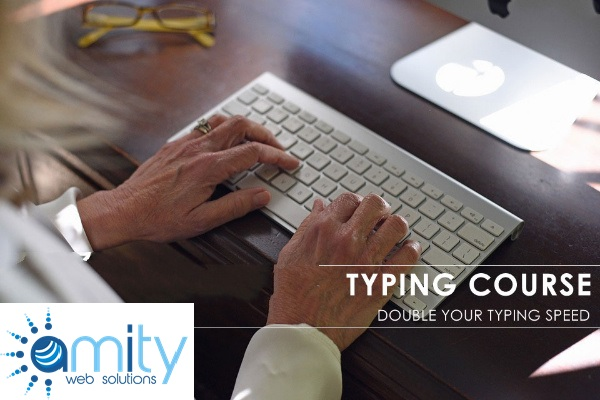 Amity web Solutions typing courses
